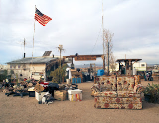Vivienda de Slab City