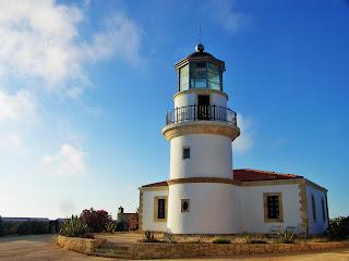 Gavdos latarnia morska w Ampelos, Gavdos - Ampelos lighthouse, Gavdos