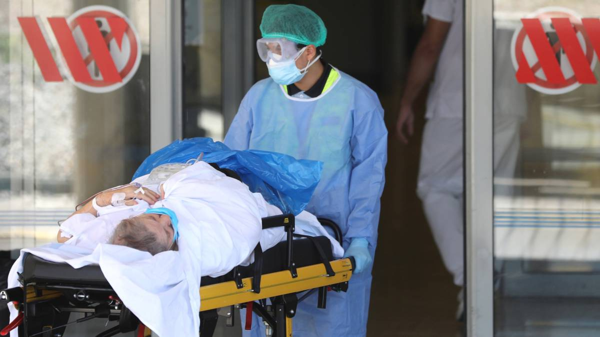 Estados Unidos vuelve a batir su récord diario de casos de coronavirus