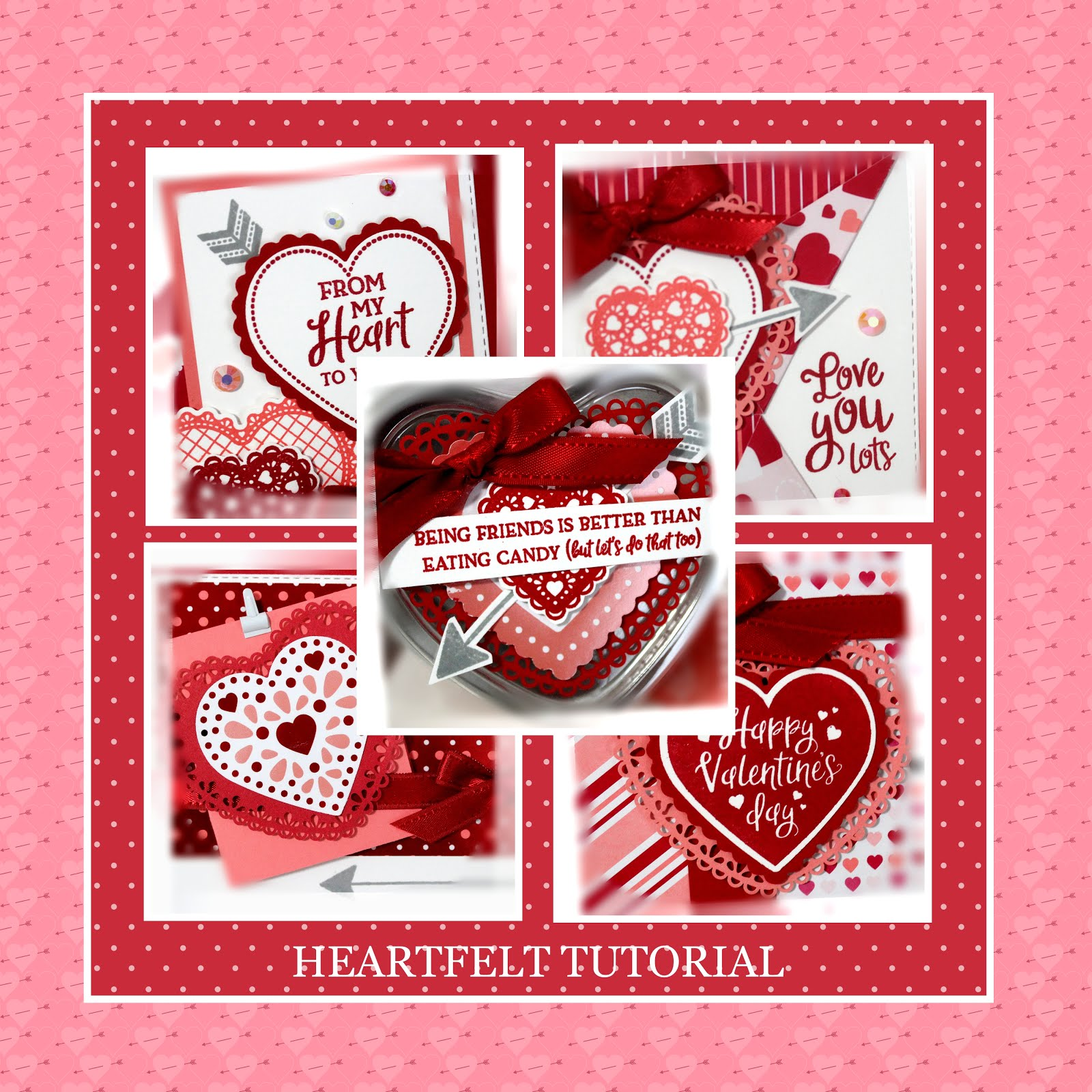 January 2020 Heartfelt Tutorial