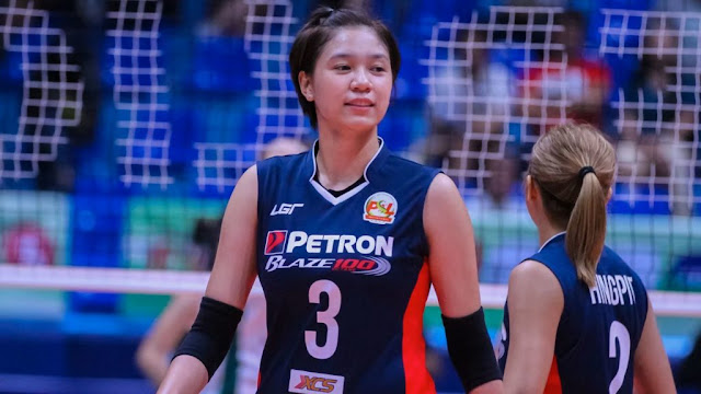 LIST: Petron Blaze Spikers Team Lineup PSL Invitational 2018
