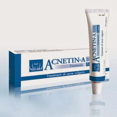 VITARA Acnetin-A Cream ลดสิวอุดตัน