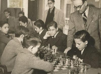 Torneo Infantil de Ajedrez Barcelona 1949 (10 de abril de 1949) (1)