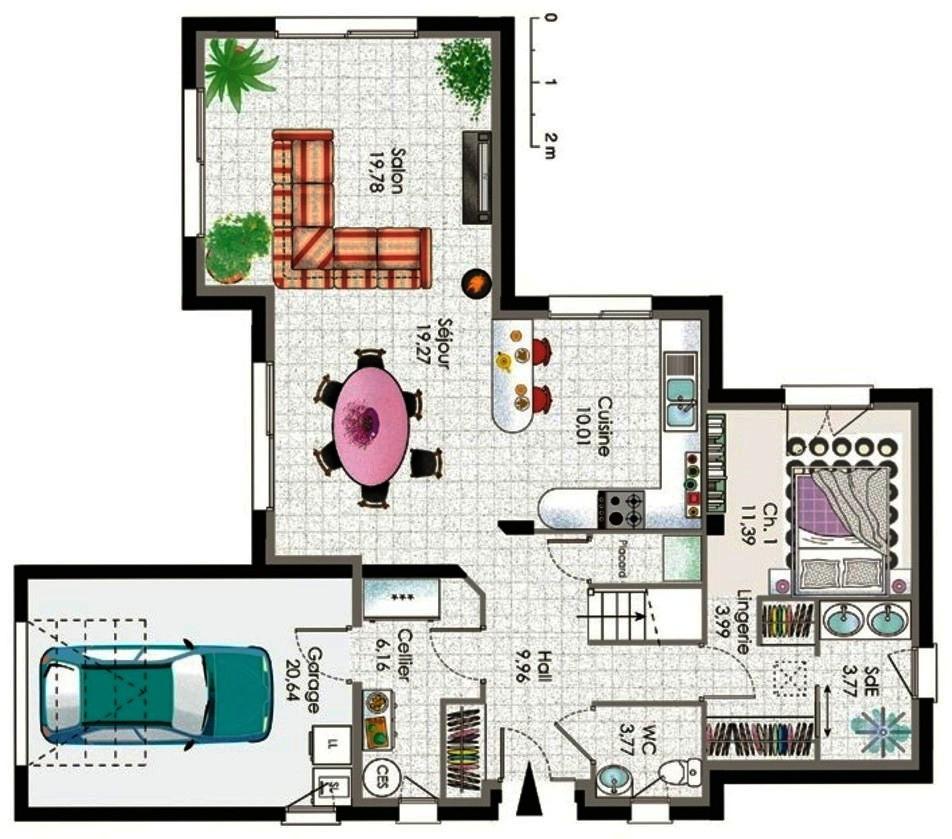 Faire construire sa maison etapes maison moderne - Etape a suivre pour construire sa maison ...