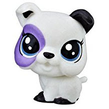 LPS Series 1 Special Collection Sootsie Bullpup (#1-28) Pet