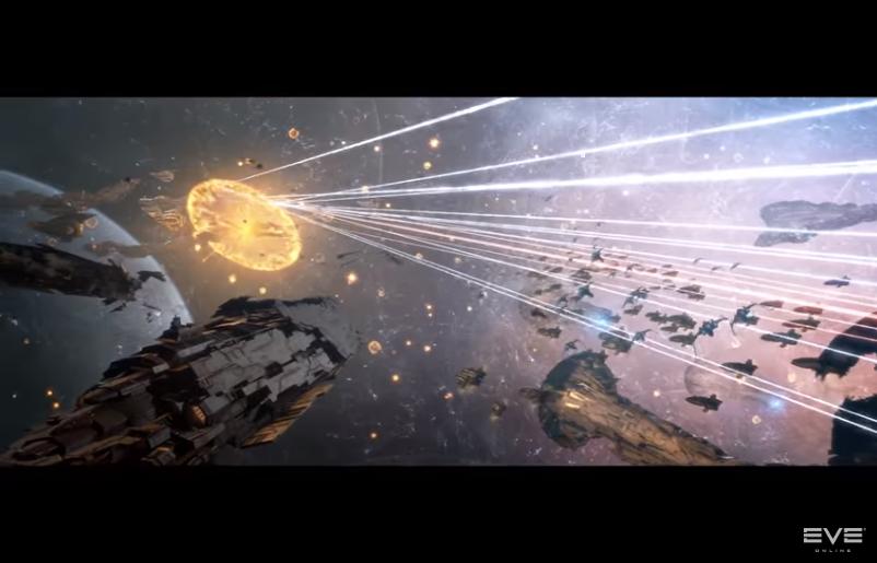 Videogioco EVE Online, quando giocare online diventa irresistibile.