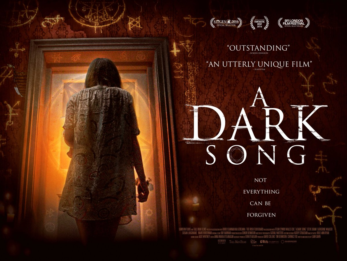 A Dark Song (2017) Steve Oram, Catherine Walker