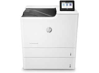 Drivers da Impressora HP Color LaserJet M653x Download
