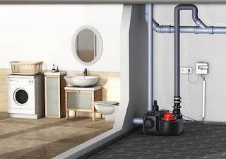 Aqualift F Basic lifting station - the economic solution for domestic wastewater disposal
