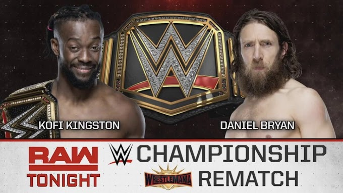 Replay: WWE Monday Night RAW 06/05/2019