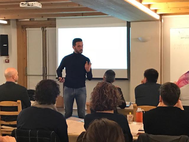 Stefano Pilogolotti, Personal Coach e Imprenditore