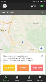 Info Gojek Driver Seputar Aplikasi