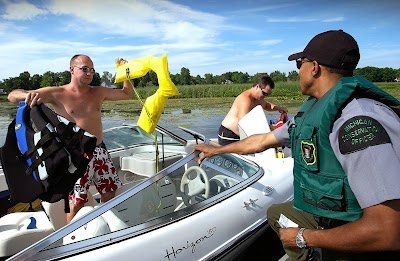 Showcasing the Michigan DNR: Safety first, for fun times on the water