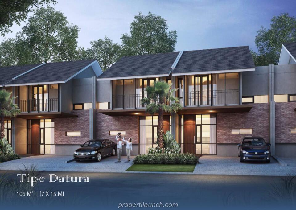 Rumah Tipe Datura Suvarna Sutera