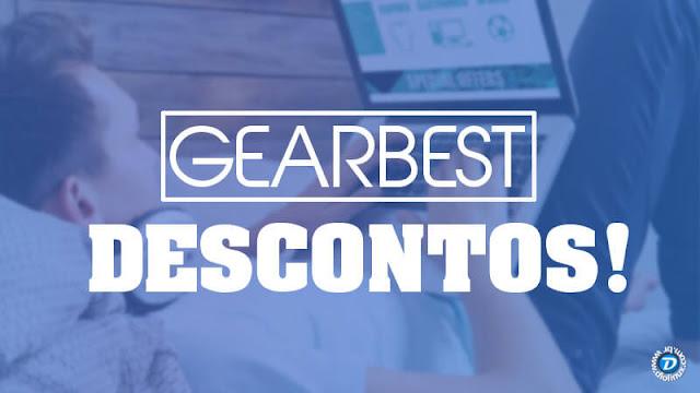 cupons de desconto GearBest