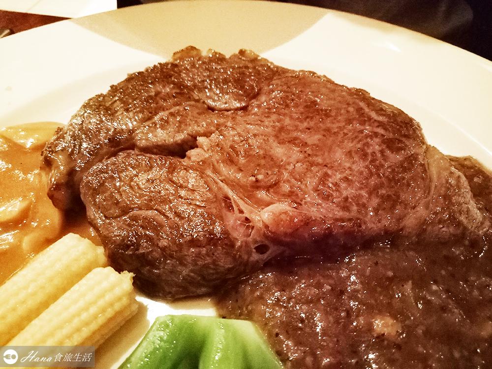 【臺北大安】沾美西餐廳 | 仁愛圓環附近 復古懷舊美式牛排高級餐廳 晚餐氣氛優雅浪漫 - Hana食旅生活