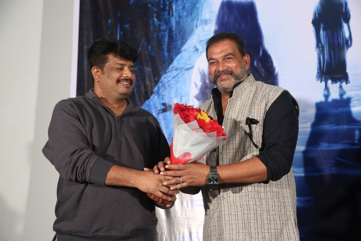 Chinnari Telugu trailer launch photos-HQ-Photo-12
