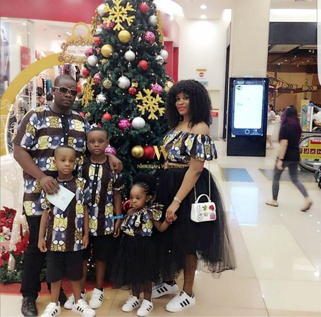 Mo Fabrics Family Fashion
