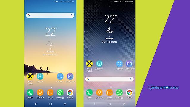 Cum să ștergi bara de căutare Google de pe ecranul unui telefon Android