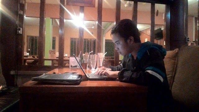 Ngeblog di Bumi Aki