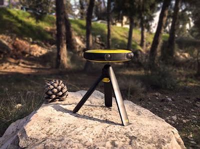 Vuze VR, Abadikan Momen Spesial Dengan Kamera 360 Derajat Ini