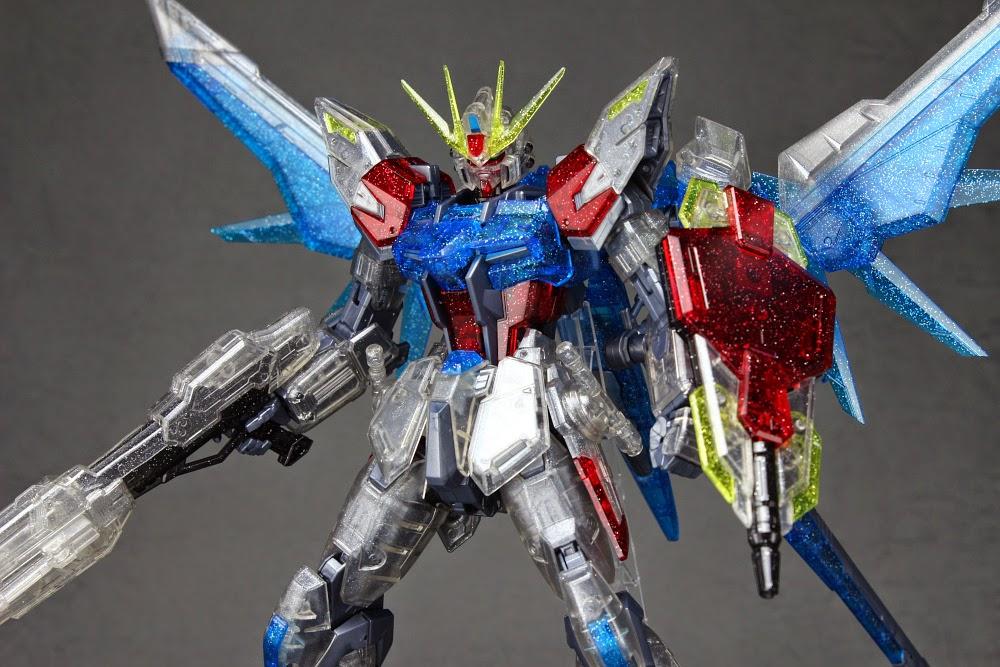 Mg 1 100 Build Strike Gundam Full Package Plavsky Particle