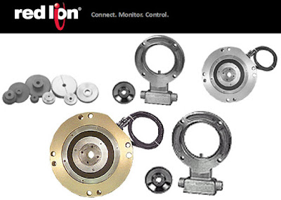 Red Lion Motor Mounts and Gears Sensors