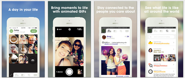 Yahoo Acquired Social Diary App Maker Wander