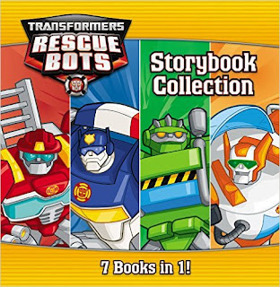 Transformers Rescue Bots: Storybook Collection PDF