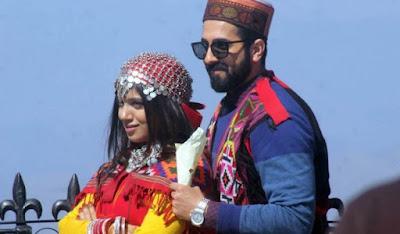 Manmarziya Movie Images & Wallpapers, Ayushmann Khurrana & Bhumi Pednekar Looks In Manmarziya