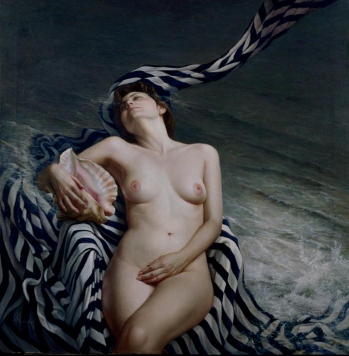 Современные художники Испании. Soledad Fernandez 12