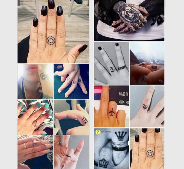 Tips Cara Design Tato Di Kaki Dan Jari Tangan