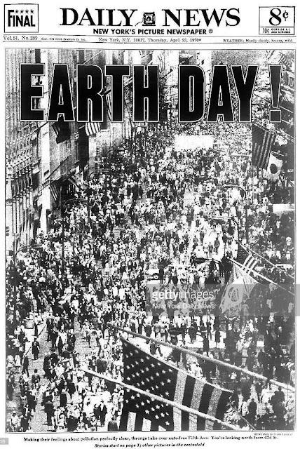 O que profetizavam os arautos do catastrofismo no primeiro Earth Day em 1970? Tudo falhou, mas eles prosseguem insensíveis ao fiasco