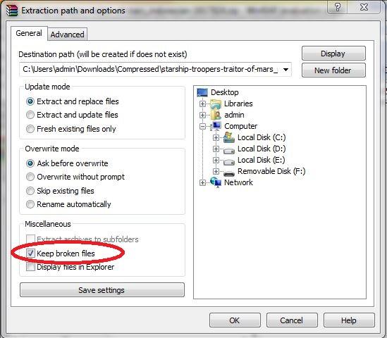 Cara Memperbaiki File RAR yang Rusak - mrkiikii | Android & Computer