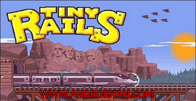 Tiny Rails Mod Apk v1.4.3 Unlimited Money Terbaru