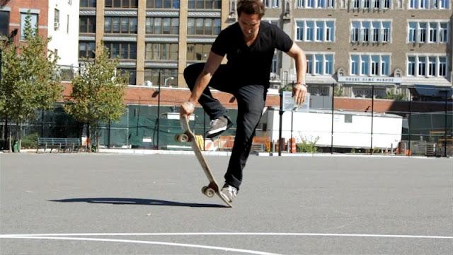 Spin / Flip Skateboard Tricks