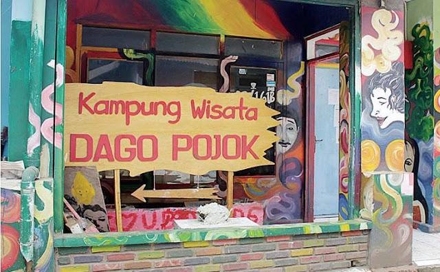 9. Kampung Dago Pojok