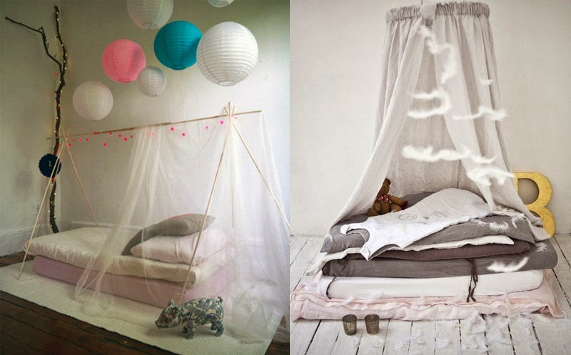 Ideas b sicas para decorar el dormitorio infantil perfecto - Ideas para decorar el dormitorio ...