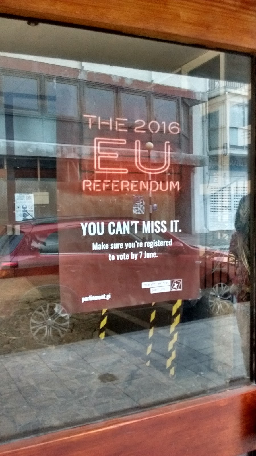 On The Ground Gibraltar And The U0026quot Brexit U0026quot Referendum