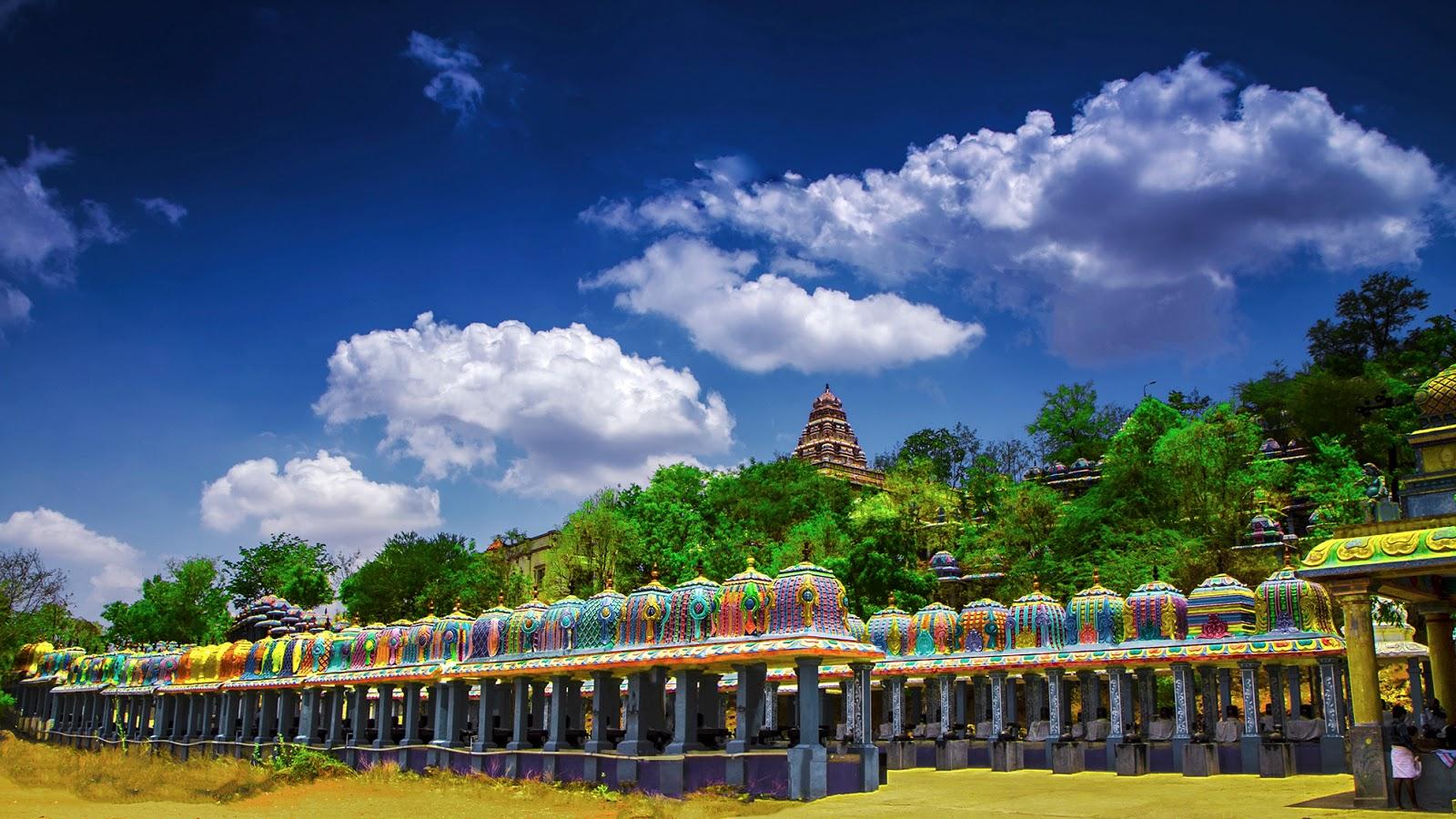 1008 Lingam Temple, Ariyanoor, Salem
