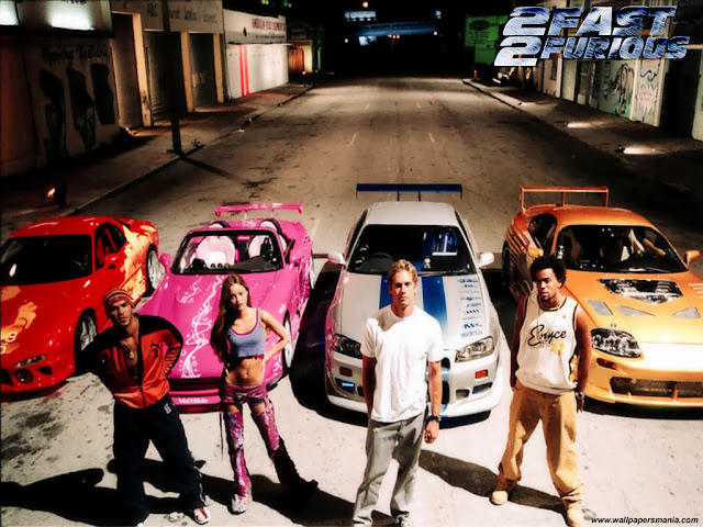 crew of fast n furious