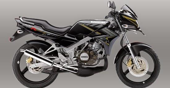 Motor Kawasaki Ninja 150 R / L HITAM