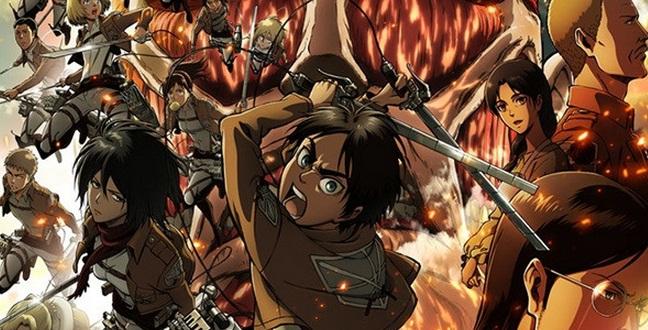 Shingeki no Kyojin Movie 1 Guren no Yumiya BD Subtitle Indonesia