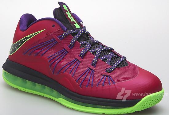 5df51d97f1 Nike Air Max LeBron X Low