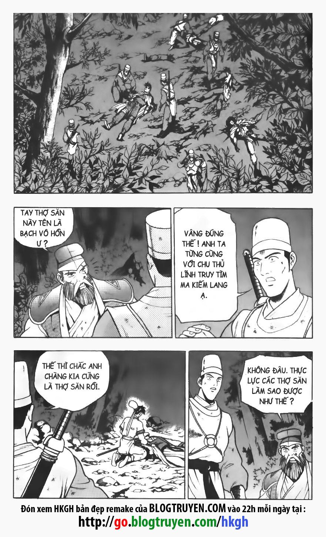 Hiệp Khách Giang Hồ Chap 102
