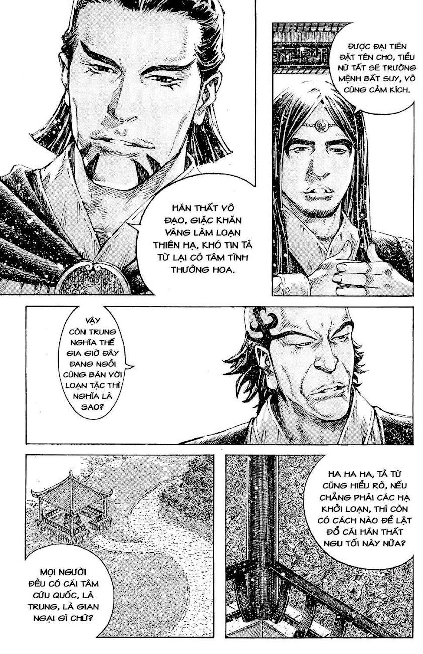 Hỏa phụng liêu nguyên Chương 347: Điềm gì cho Viên Thiệu [Remake] trang 3