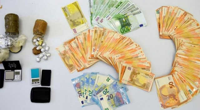 Albanian family dealing with cocaine trafficking discovered in Italy