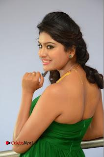 Actress Sai Akshatha Pictures at Shekaram Gari Abbayi First Look Launch  0039.JPG