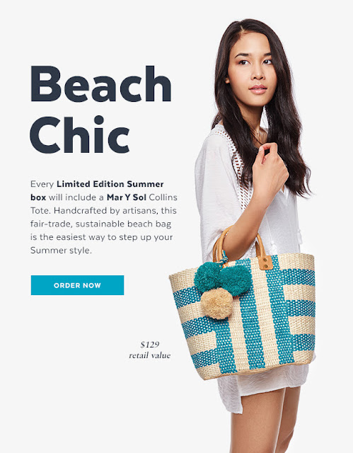 popsugar limited edition summer box