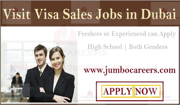 Recent sales executive jobs in Dubai, UAE sales job for both Genders,